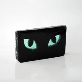 Diamentowe oczy kota