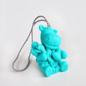 Hipopotam na sznurku