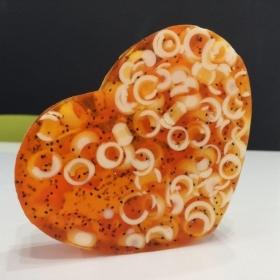 Serce orange & chilli