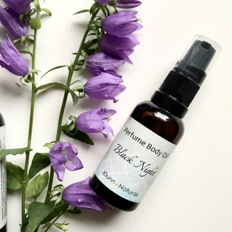 Olejek perfumowany do ciała Black Night  100 ml