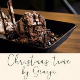 Zestaw Christmas Time by GracjaW złoty
