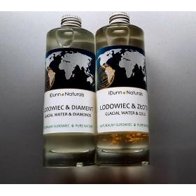 Woda lodowcowa & DIAMENTY