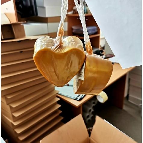 Mydło serce na sznurku ISTIREN 100 g
