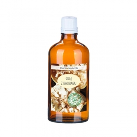 Olej z baobabu tłoczony na zimno