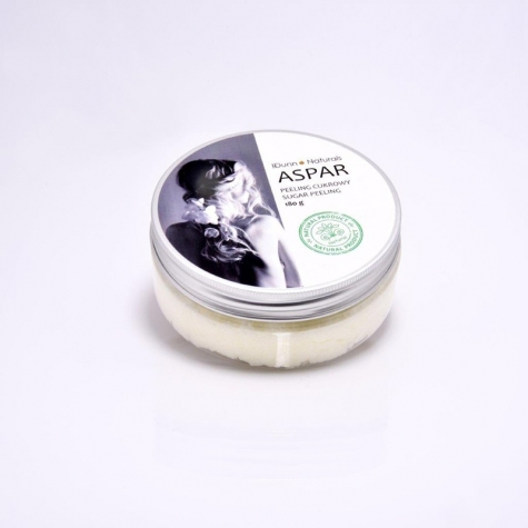 Peeling cukrowy ASPAR 50 ml New Design
