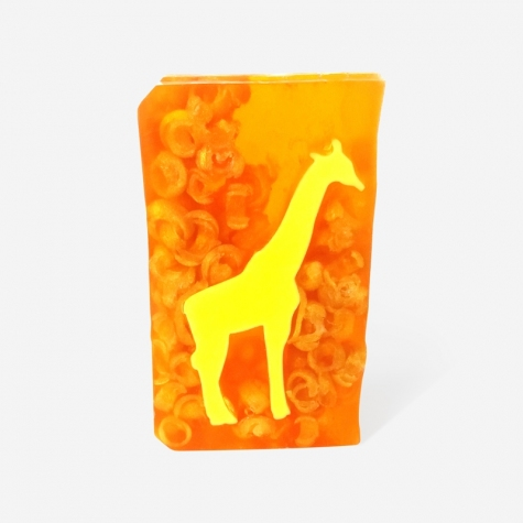 Mydło żyrafa na pustyni