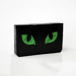 Mydło zielone oczy kota