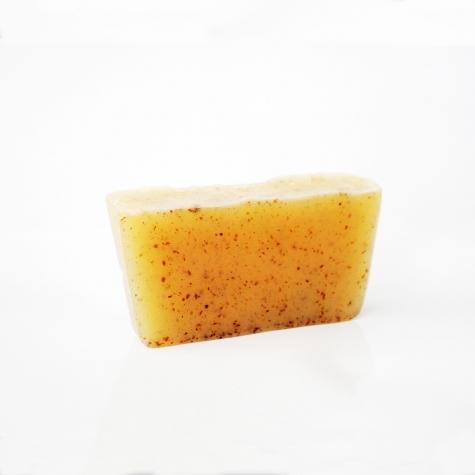 Mydło organiczne z olejem lnianym
