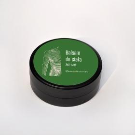 Balsam do ciała z ekstraktem z żeń-szenia