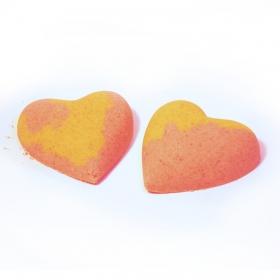 Serce do kąpieli Orange Spice