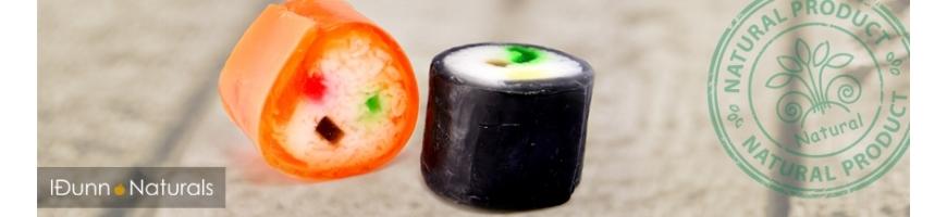 Sushi mydlane